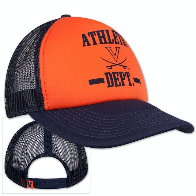 UVA Athletics Bud Trucker Cap