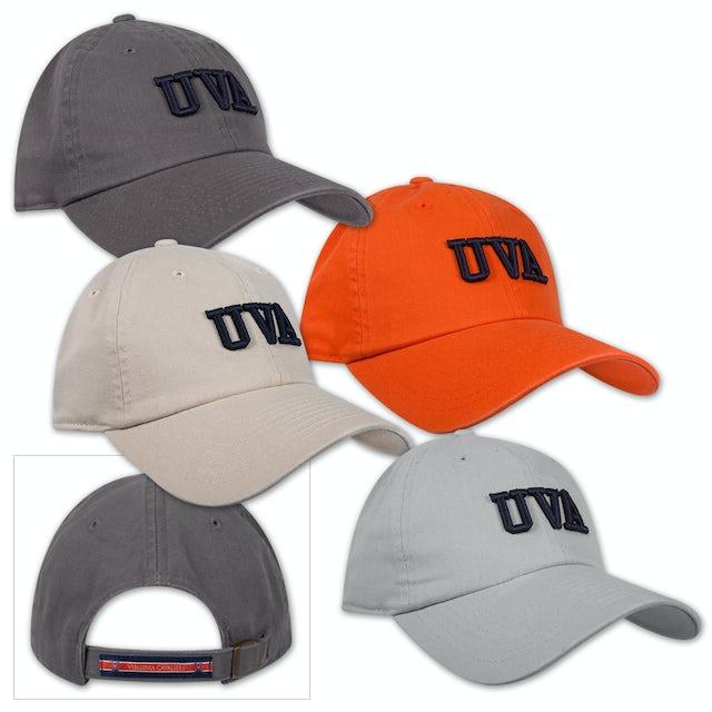 UVA Athletics HD Tape Cavaliers Slouch Cap