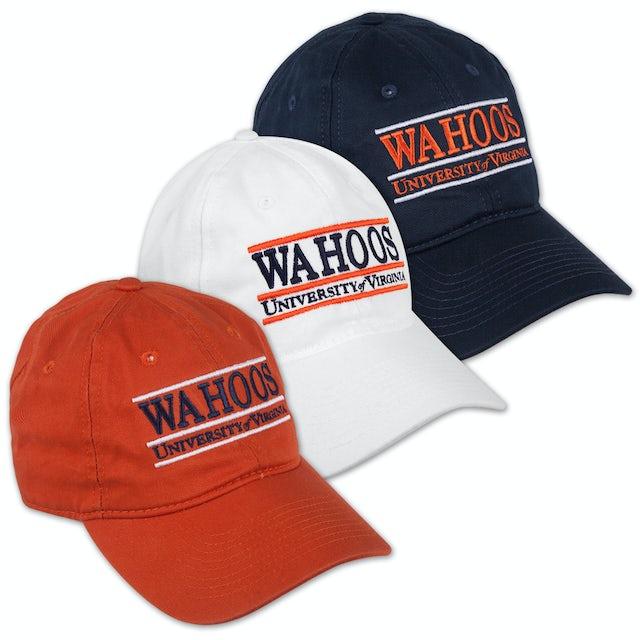 UVA Athletics The Game WAHOOS Bar Cap