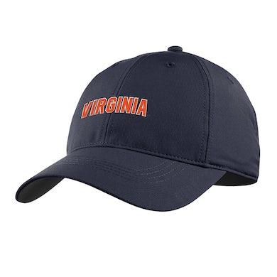 UVA Athletics University of Virginia 2021 Navy Performance Cap