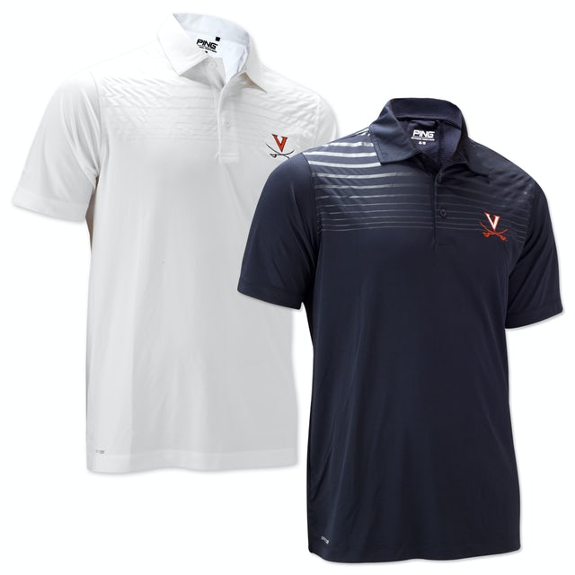 UVA Athletics PING Blade Classic Fit Polo