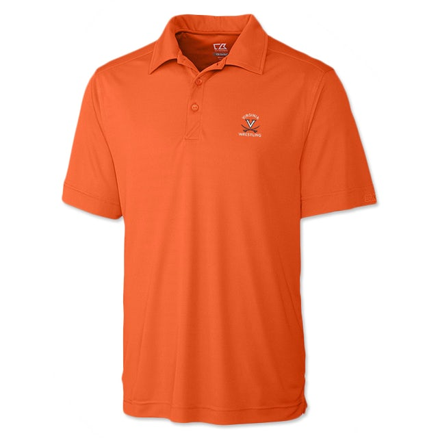 UVA Athletics Cutter & Buck Wrestling Polo