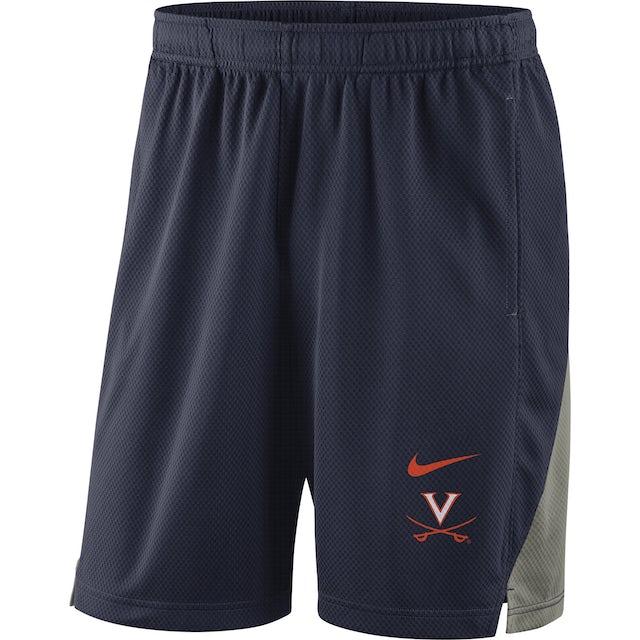 UVA Athletics University of Virginia Nike Navy Shorts