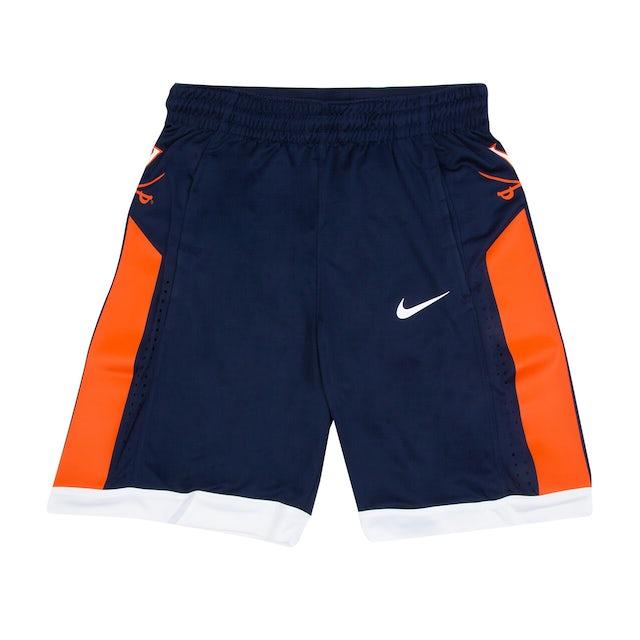 UVA Athletics University of Virginia Nike Replica Basketball Road Shorts