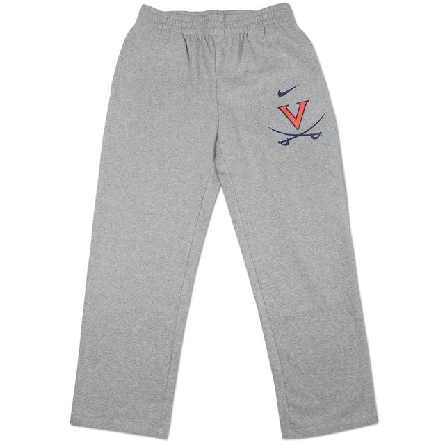 UVA Athletics Classic Open-Hem Fleece Pants