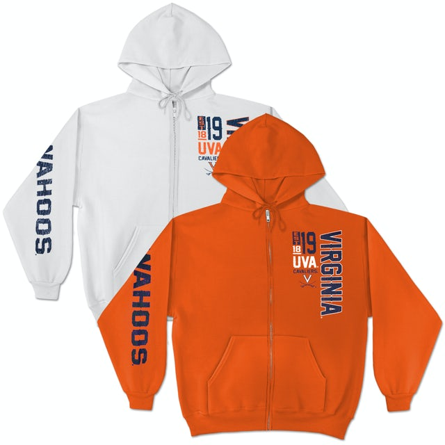 UVA Athletics Switch Full Zip Hoodie