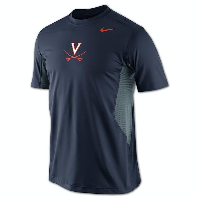 UVA Athletics Nike Hypercool Shirt