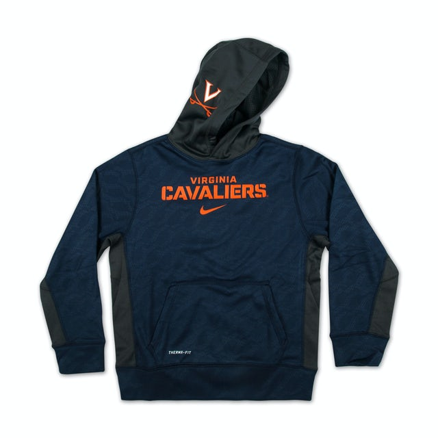 UVA Athletics Youth KO Pullover Hoody