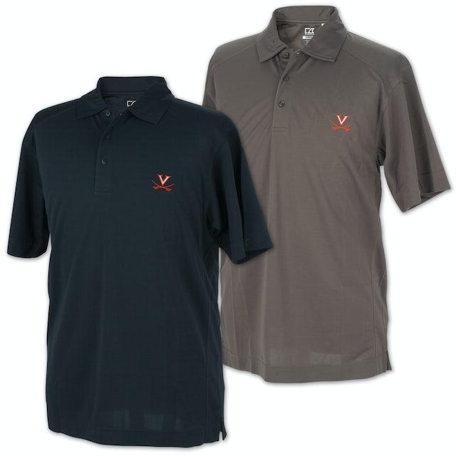 UVA Athletics Drytec Genre Polo