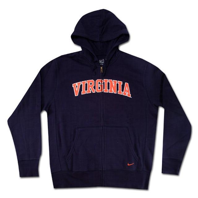 UVA Athletics Classic Full Zip Hoodie