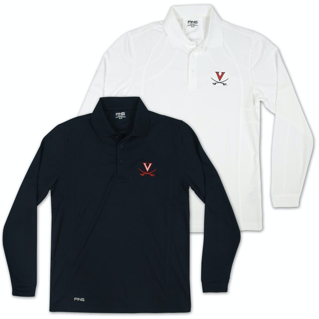 UVA Athletics PING Switch Polo