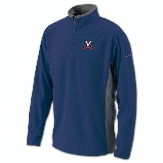 UVA Athletics Columbia Klamath Range Half Zip