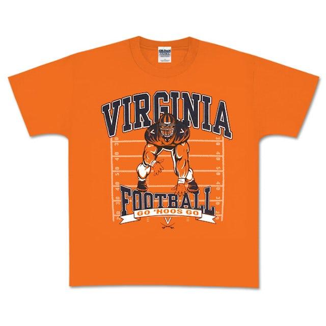 Youth Go Hoos Go UVA T-Shirt