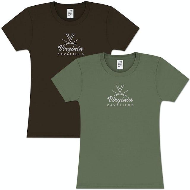 UVA Athletics Ladies Sustain T-Shirt