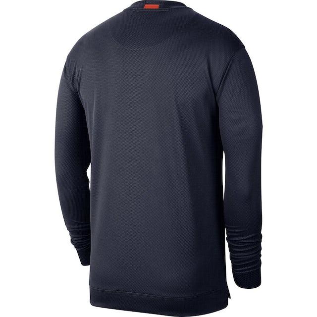 UVA Athletics University of Virginia Dri-Fit Spotlight LS T-shirt