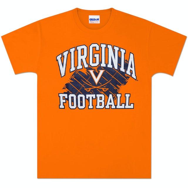 UVA Athletics Football Field T-Shirt