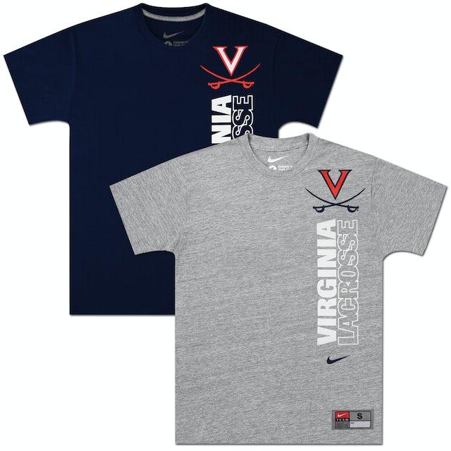 UVA Athletics Lacrosse Practice T-shirt