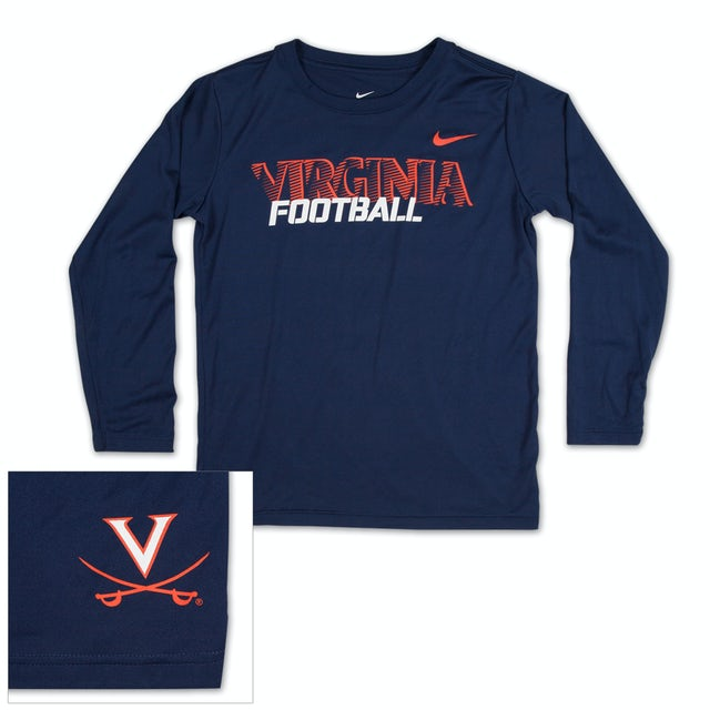UVA Athletics Boys Legend Conference T-Shirt