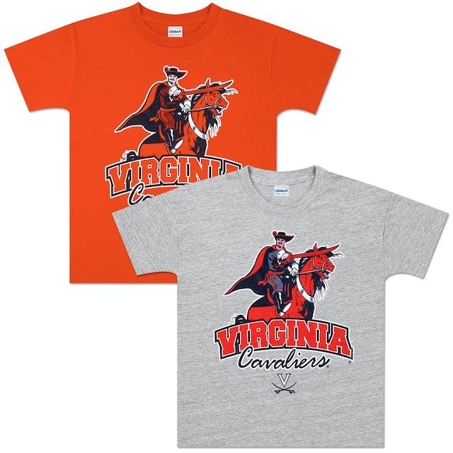 UVA Athletics Cavman Charge Youth T-shirt