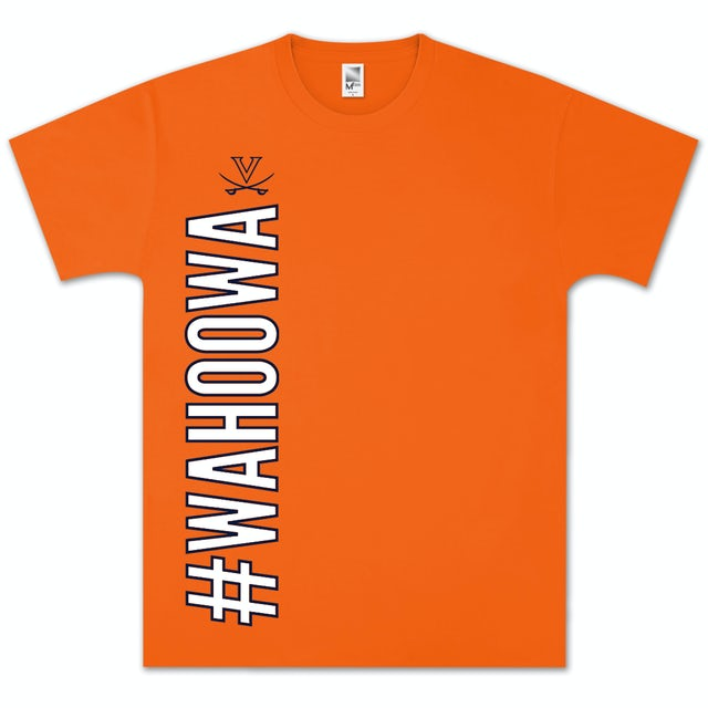 UVA Athletics Wahoowa Vertical T-Shirt