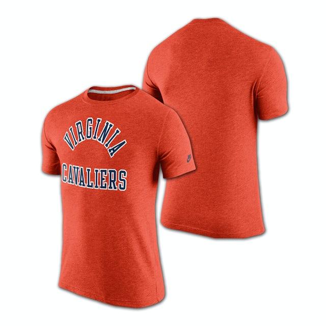 UVA Athletics Nike Rewind Run Game T-shirt