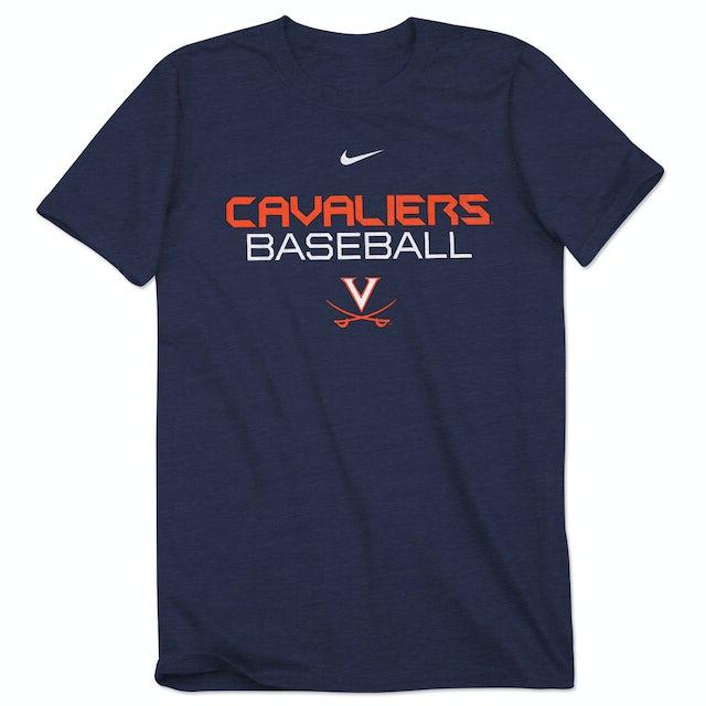 UVA Athletics NIKE Dri-fit Baseball Legend T-Shirt