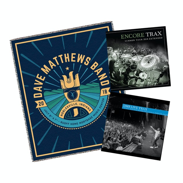 Dave Matthews Band Live Trax Vol. 46 + Throw