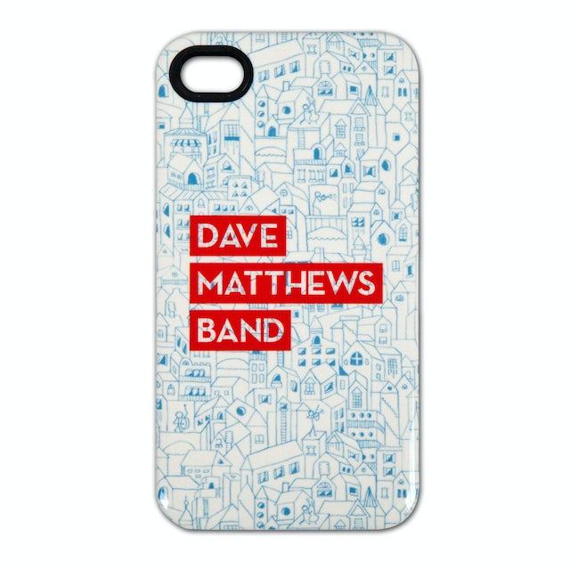 Dave Matthews Band City iPhone 4/4S Hardcase