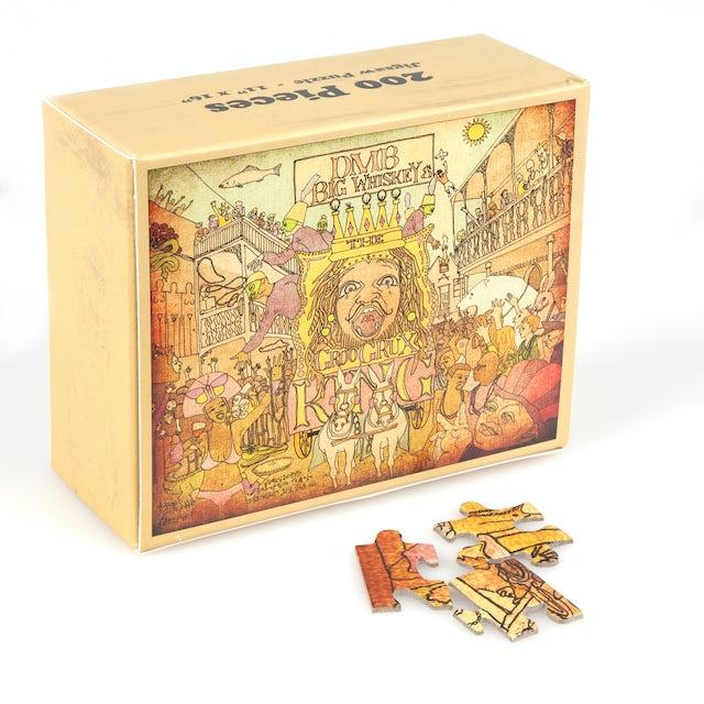 Dave Matthews Band Big Whiskey 200 pc. Puzzle