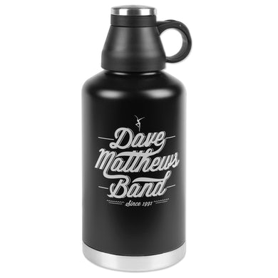Dave Matthews Band 64oz Double Wall Growler