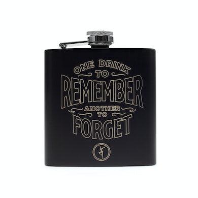 Dave Matthews Band 2018 Tour Flask