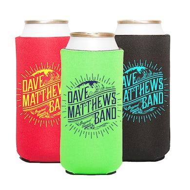Dave Matthews Band Skinny Can Cooler