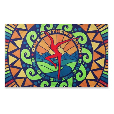 Dave Matthews Band Firedancer Flag