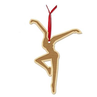 Dave Matthews Band Firedancer Wooden Ornament