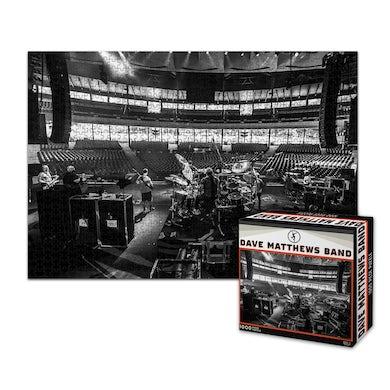 Dave Matthews Band Band Rehearsal Jigsaw Puzzle