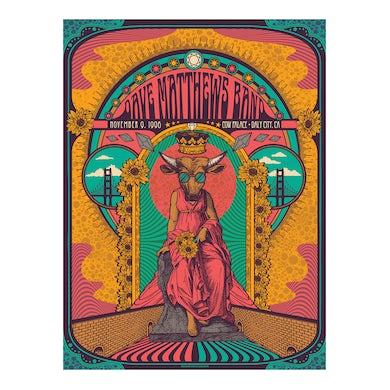 Dave Matthews Band Live Trax Vol. 54 Poster