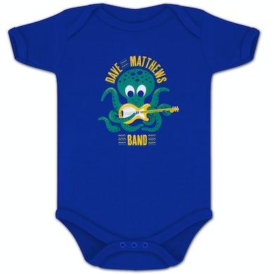 Dave Matthews Band Onesie   Octopus