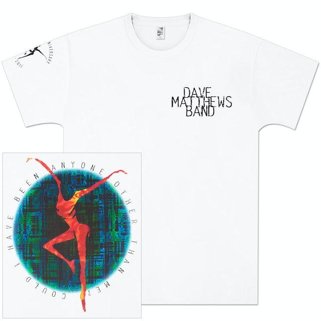 Dave Matthews Band 20th Anniversary Firedancer T-Shirt