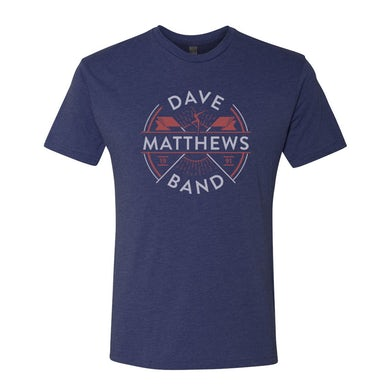 Dave Matthews Band Men's Flag Tee