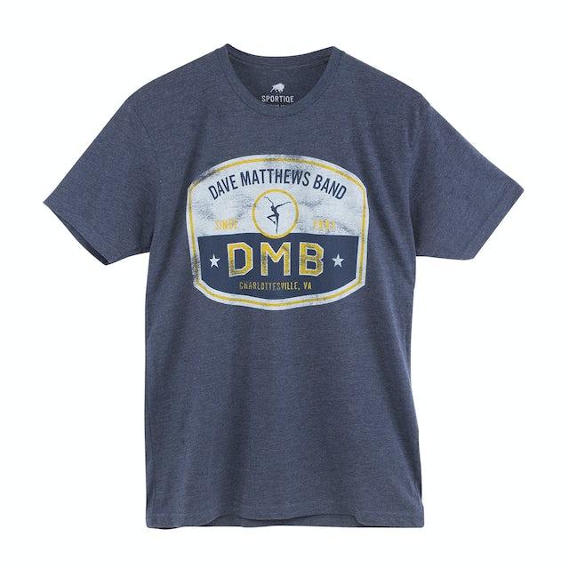 Dave Matthews Band Charlottesville Tee