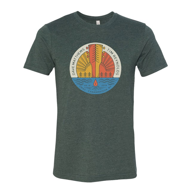 Dave Matthews Band Live Trax Vol. 49 T-shirt