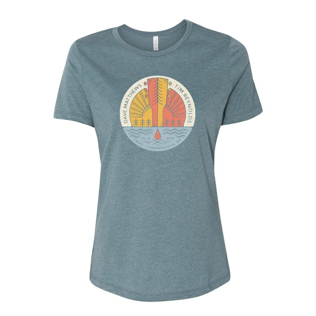 Dave Matthews Band Live Trax Vol. 49 Women's T-shirt