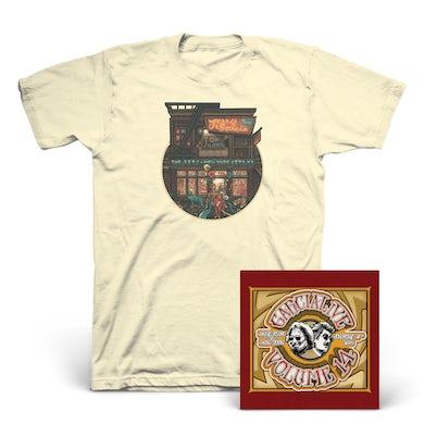 Jerry Garcia & John Kahn – GarciaLive Volume 14: 01/27/86 CD or Download & Organic T-Shirt Bundle