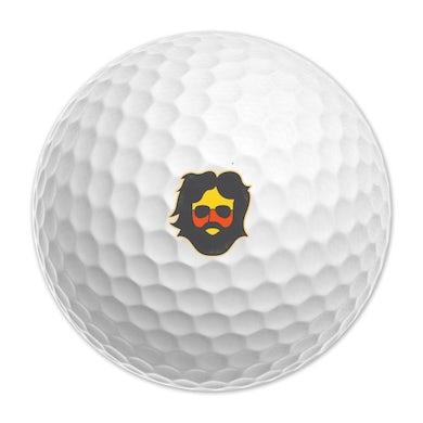 Jerry Garcia Keystone Golf Balls