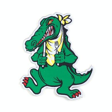 Jerry Garcia Alligator Patch