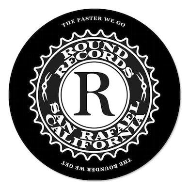 Jerry Garcia Round Records Slipmat
