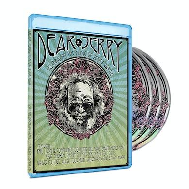 Dear Jerry: Celebrating The Music Of Jerry Garcia [2CD + Blu-Ray]