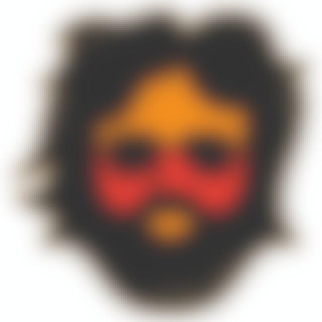 Jerry Garcia Sticker   Keystone