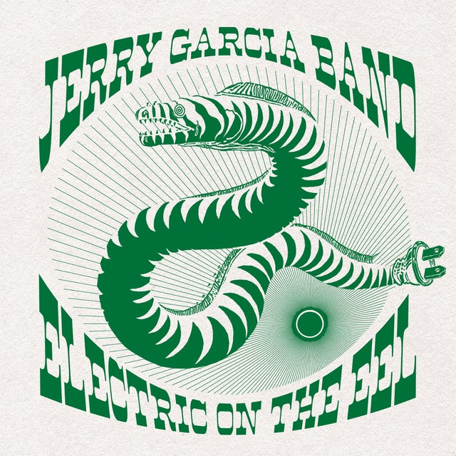Jerry Garcia Band – Electric On The Eel 6-CD Set
