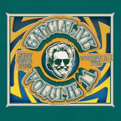 Jerry Garcia Band – GarciaLive Volume 11: 11/11/93 2-CD Set